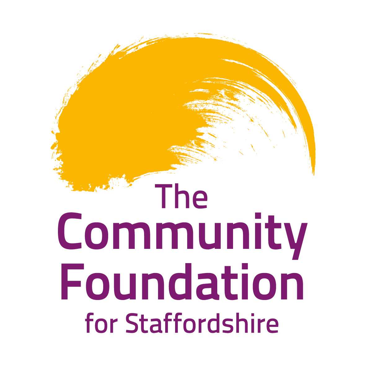 Community Foundation for Staffordshire Logo